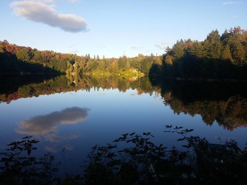 Waterfront cottages for rent in Lanaudiere #16