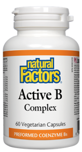 Natural Factors Active B Complex