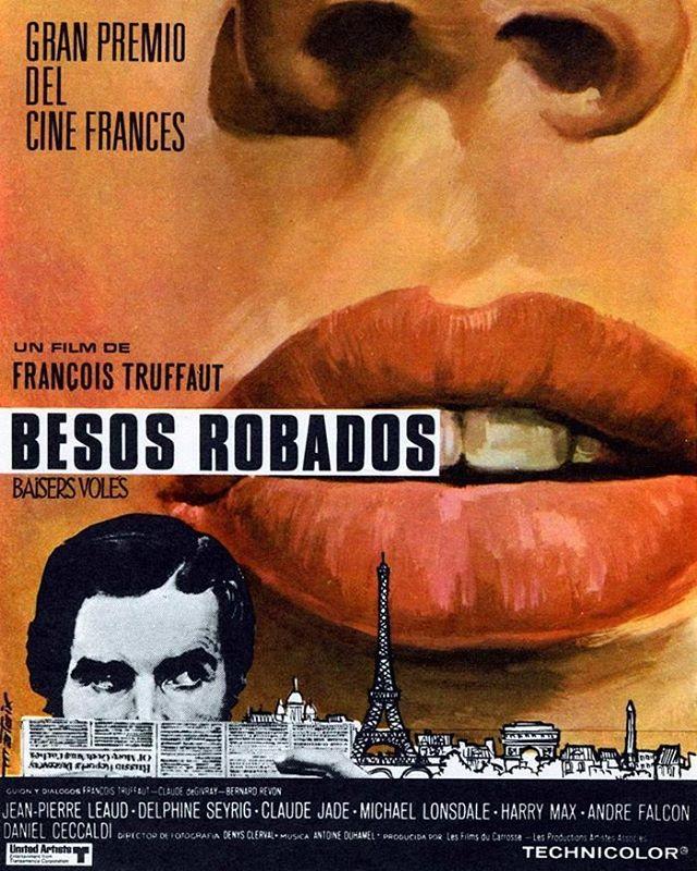 Besos robados (1968, François Truffaut)