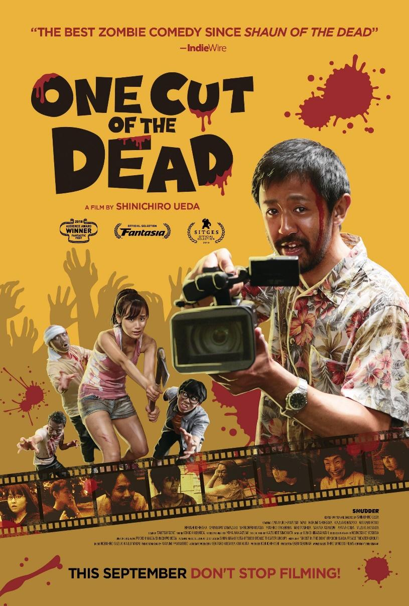1. One Cut of the Dead