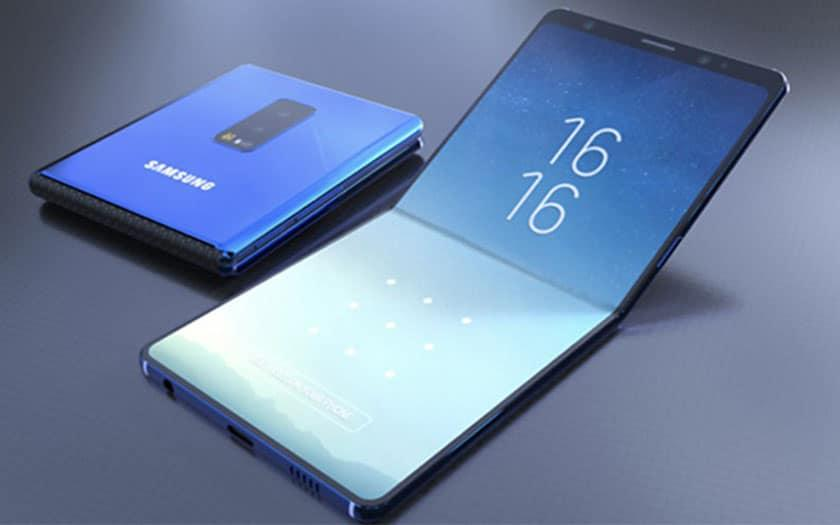Discover 7 foldable smartphones expected in 2019
