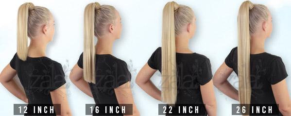 Types of Hair Extensions at ZALA