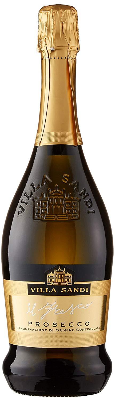スパークリングワインおすすめ:ヴィッラ サンディ プロセッコ DOC