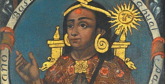 Emperador inca Atahualpa