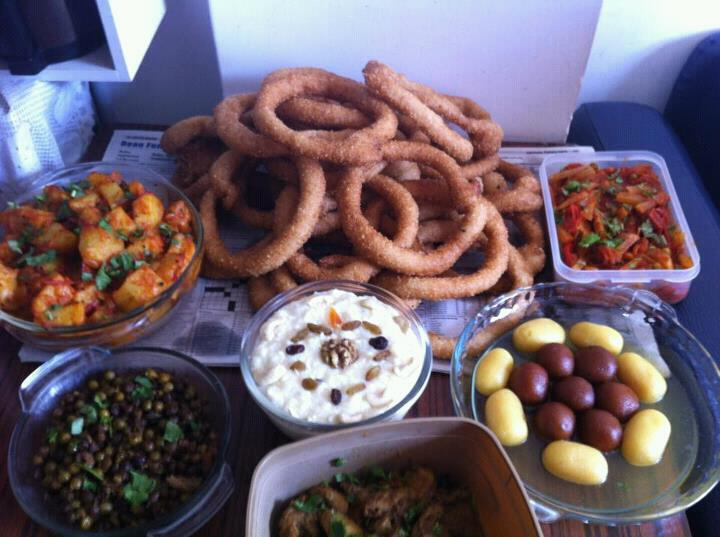 Nepal dish