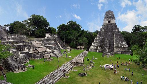 Guatemalan culture - ancient history