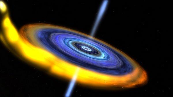 Hố đen nhỏ nhất