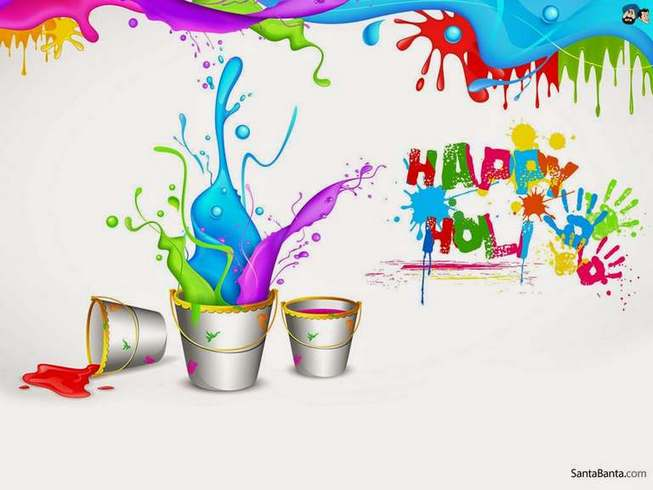 Happy holi messages sms collection in hindi english and marathi latest happy holi wallpapers for holi festival 2016 best hd collection m4hsunfo