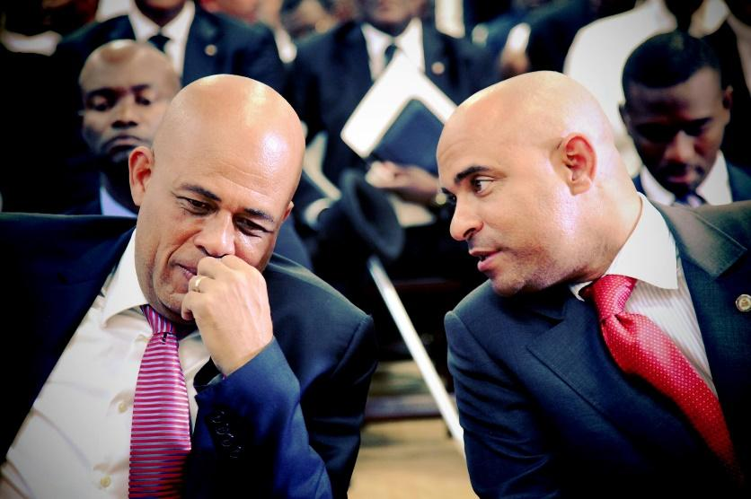 Image result for martelly lamothe photos