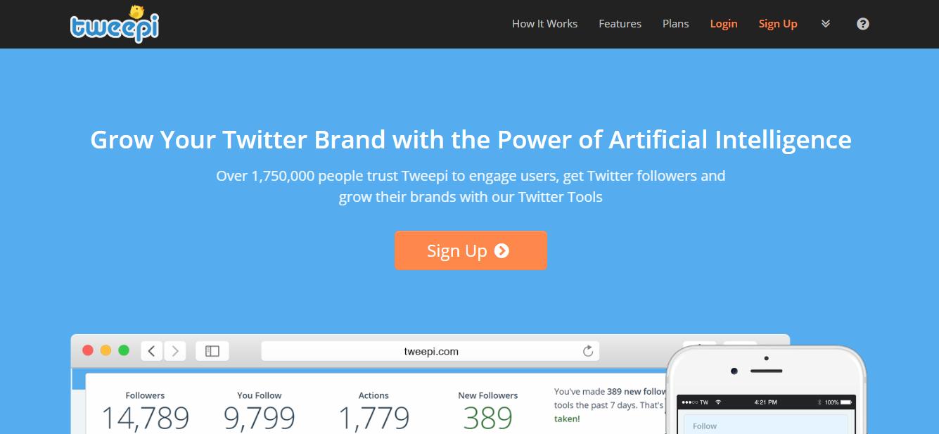 Tweepi review
