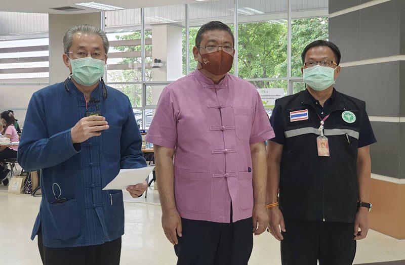 ยอดโควิดเชียงใหม่ยังพุ่งไม่หยุด เกิน 1,191 ราย เตรียมตั้งโรงพยาบาลสนามแห่งที่ 2 02