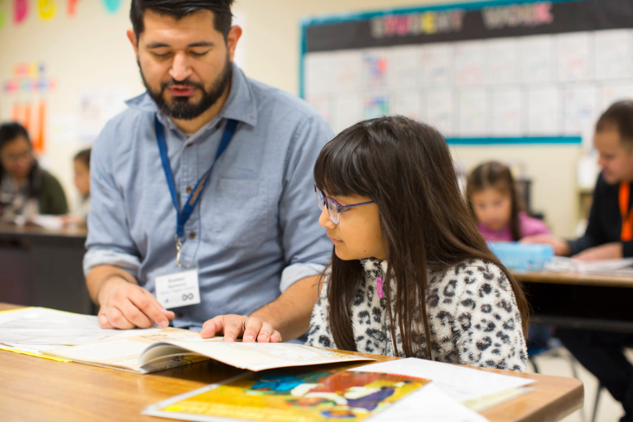 reading partners connects silicon valley