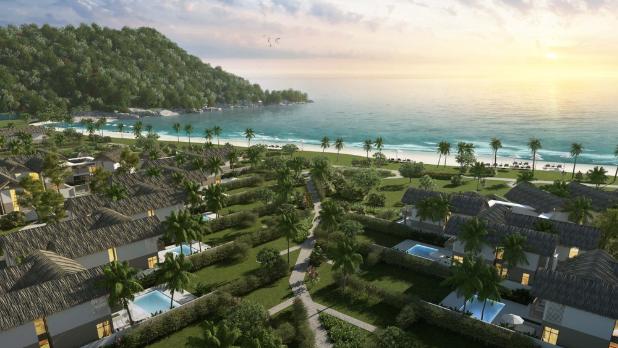 Kem Beach Resort đang là cái tên được quan tâm nhiều nhất hiện nay