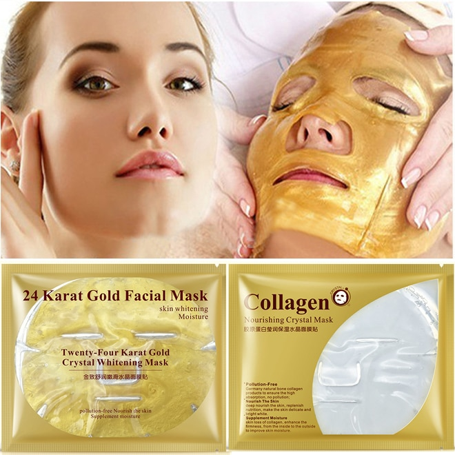 Gold Face Masks: Say Hello To Nourished Skin Ladies