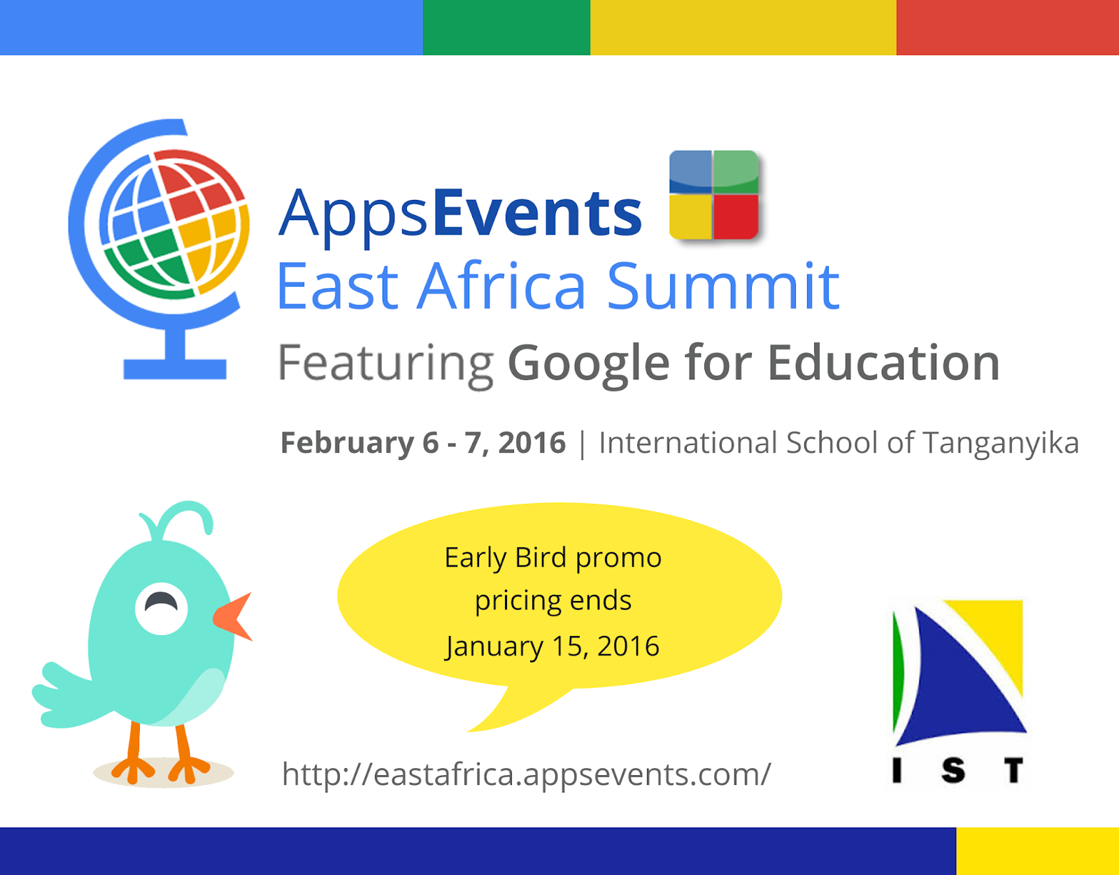 East Africa Summit - Early Bird Reminder.png