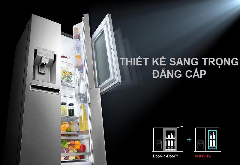 Tủ lạnh hãng LG