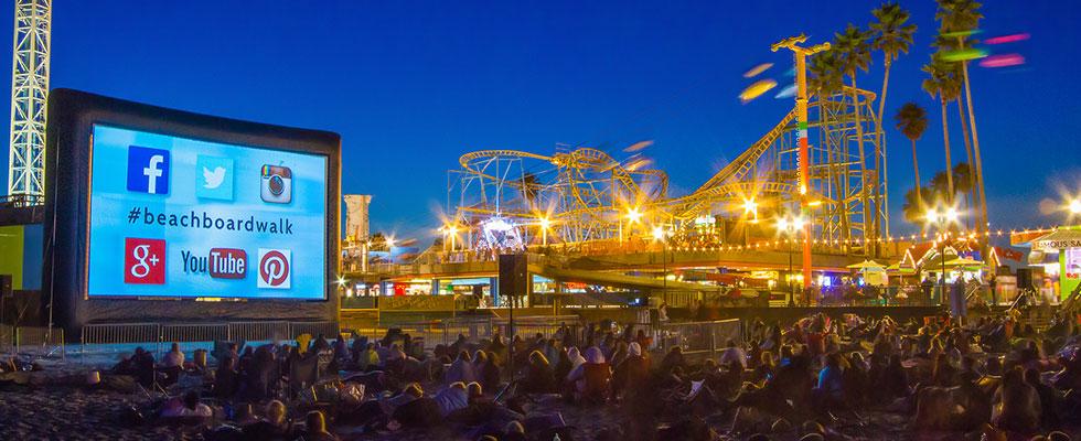 Image result for santa cruz movies on the beach