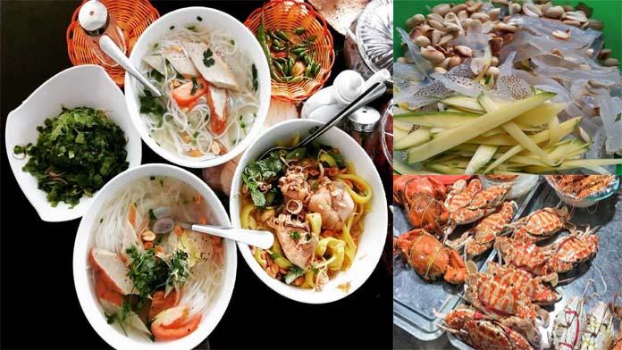 Đặc sản hấp dẫn của tỉnh Phú Yên
