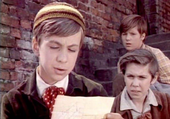 Кадр из фильма *Кортик*, 1973 | Фото: kino-teatr.ru