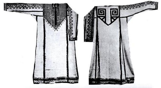 Сорочка Полуботка, малюнок