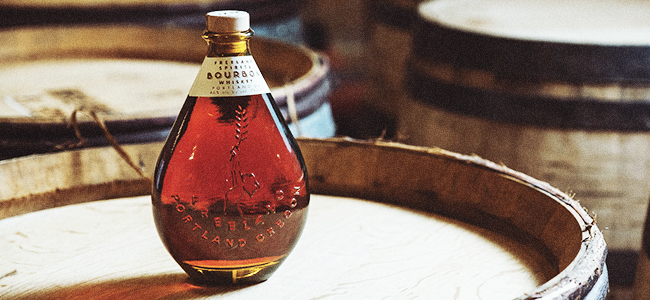 The Portland Distillery's Freeland Bourbon