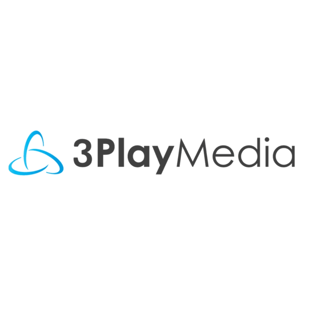 3Play Media full logo.