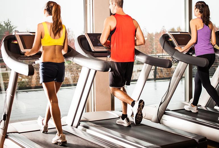 Image result for run on treadmill
