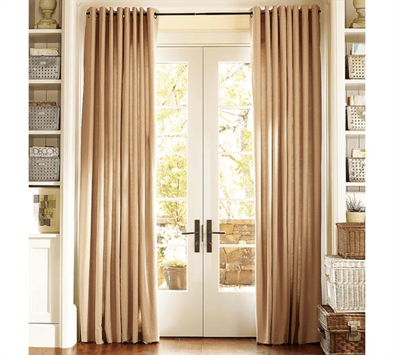 Rèm cửa giúp tạo điểm nhấn cho ngôi nhà của bạn
