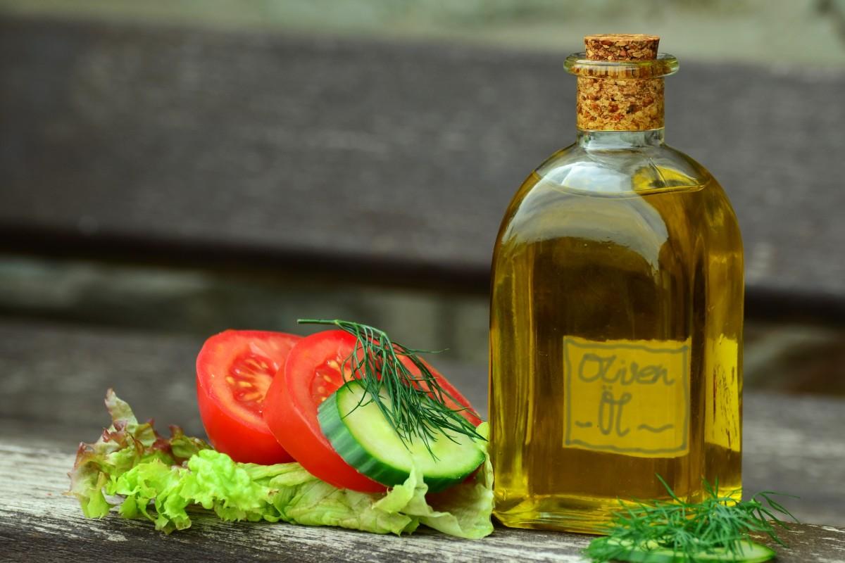Kann ich mit Olivenöl braten?