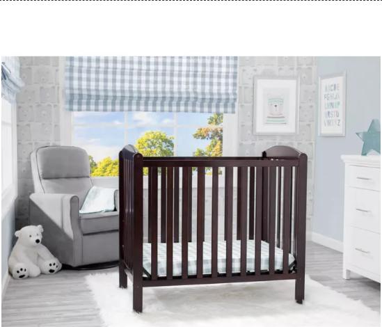 Delta Emery Convertible Mini Crib