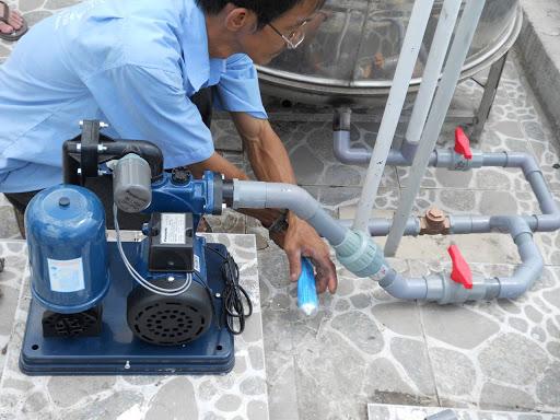 Nâng cấp hệ thống ống nước