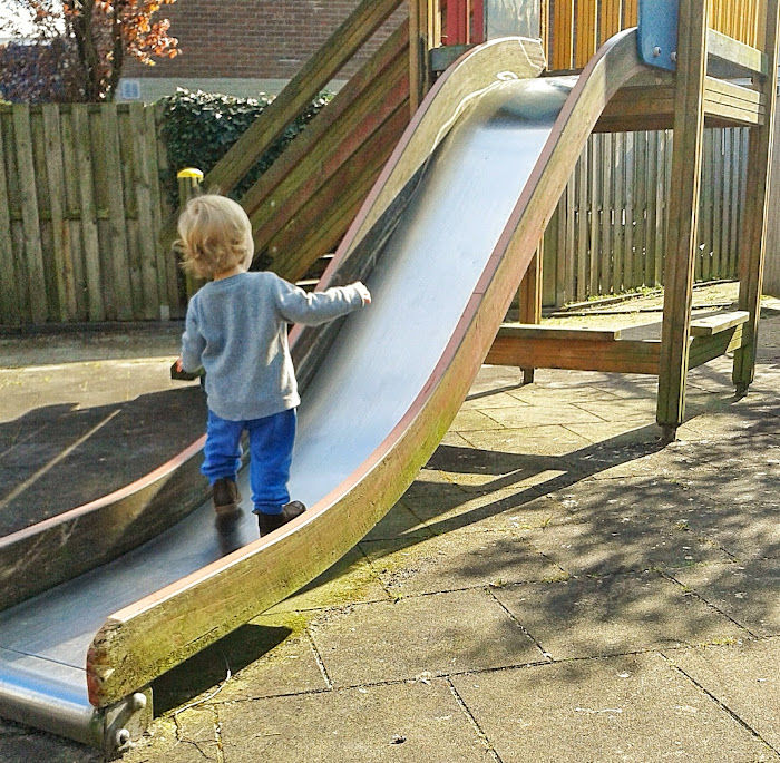 Welcome to Mommyhood: outdoor play