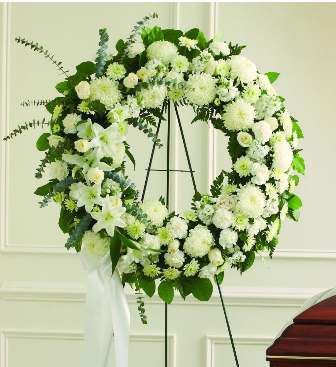 Kết quả hình ảnh cho hoa đám tang