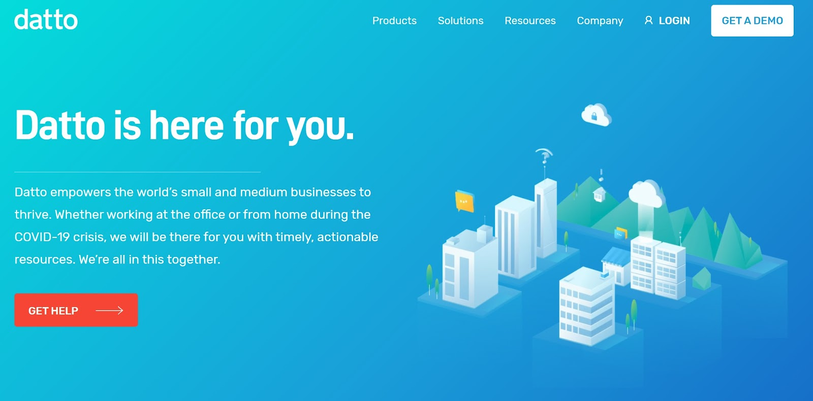 Datto Business Continuity Disaster Recovery (BCDR)