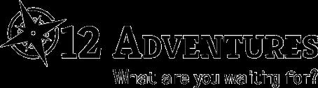 12 Adventures logo
