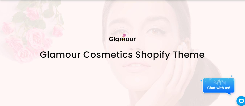 Shopify beauty theme