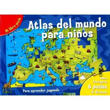 atlas para chicos bilaketarekin bat datozen irudiak