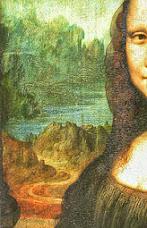 Dettaglio della Monna Lisa