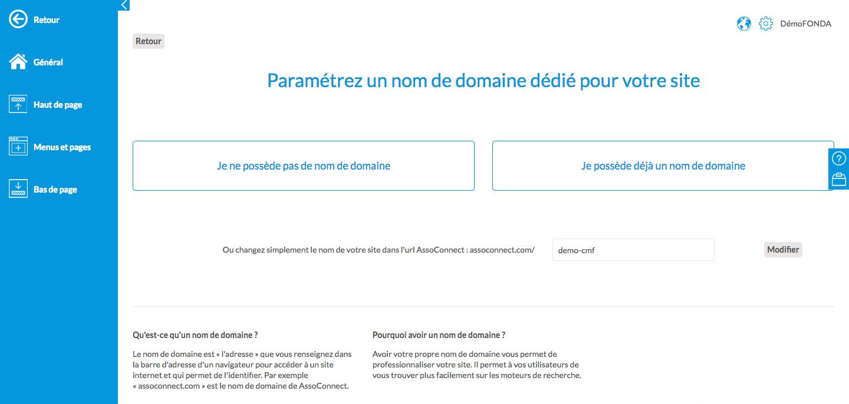 association site internet
