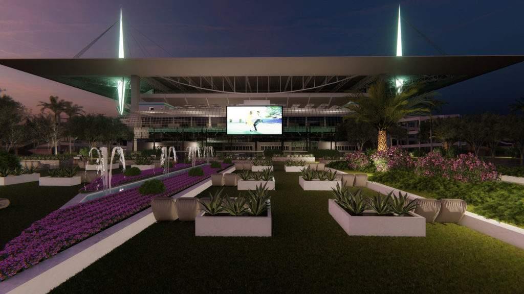 Miami Dolphins convertirá el Hard Rock Stadium en un autocine 5