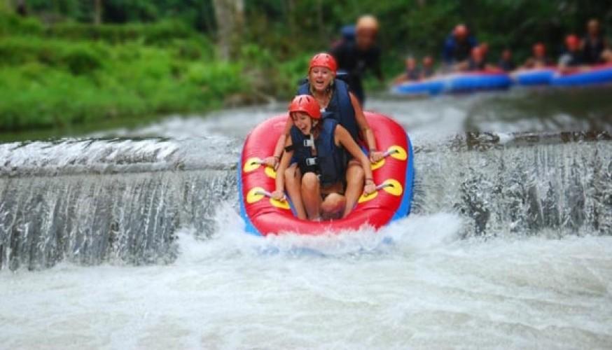 Pakerisan River Bali Rafting