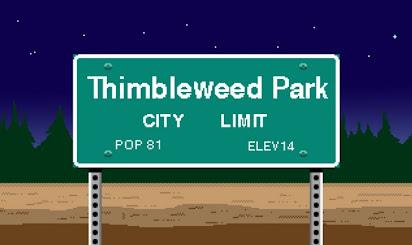 Thimbleweed Park Windows, Mac, Xbox One, Linux, Android APK