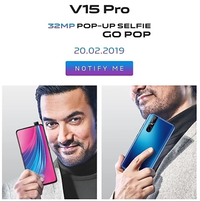 VIVO V15 Pro Price in India|VIVO IPL 2019 sponsor