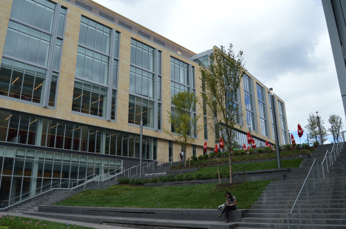 Image result for academic building rutgers