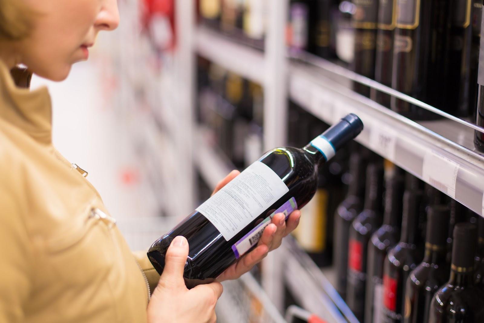 акцизная марка на алкоголь проверить