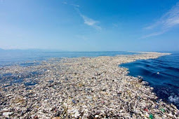 Top 5 ocean plastic pollution by country