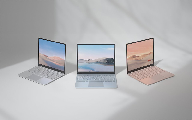 Thiết Kế Surface Laptop Go