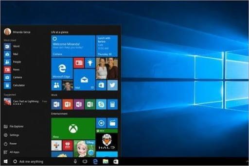best os MS windows