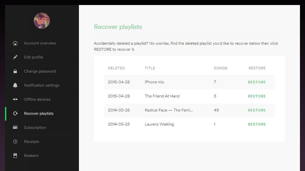 spotify copy playlist
