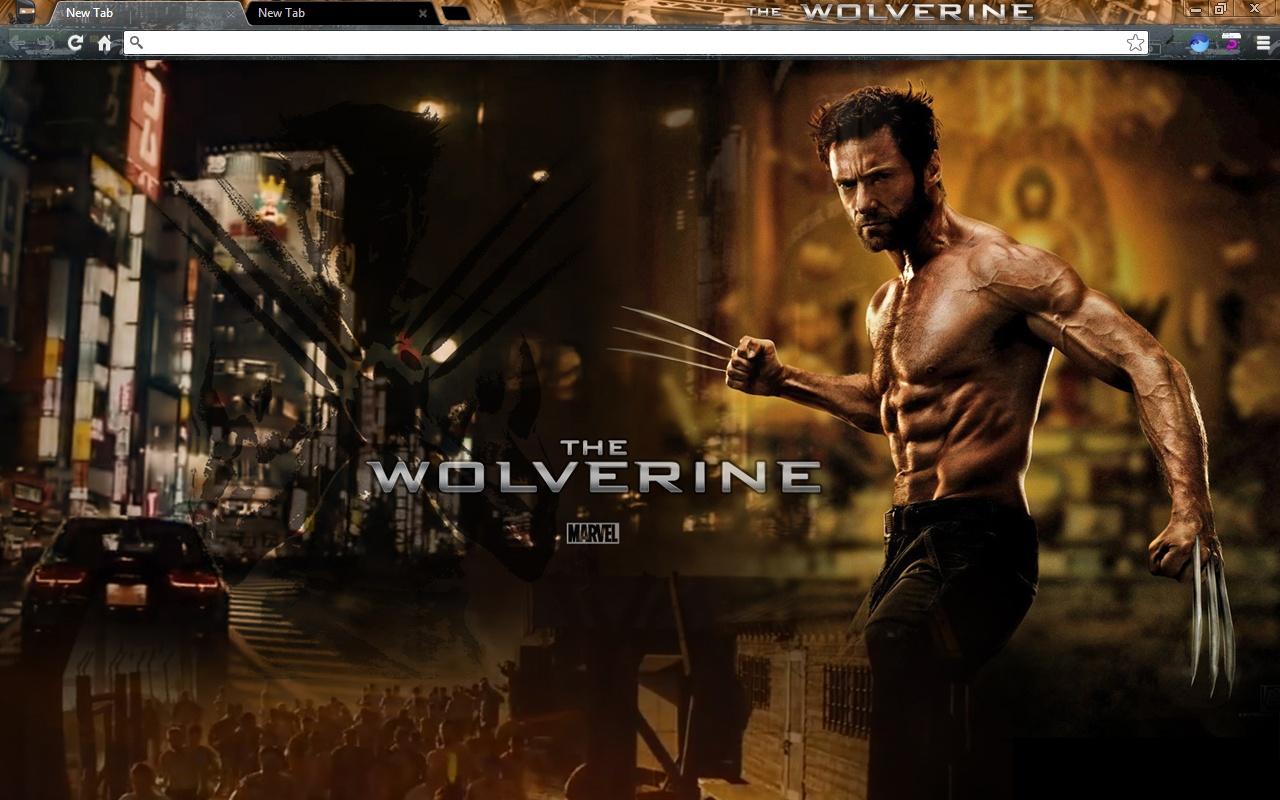 Google chrome theme gta v - Wolverine